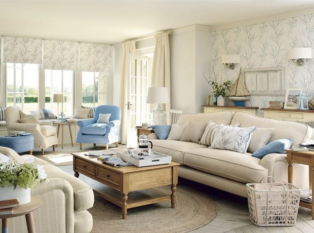 Laura Ashley Living Rooms Lynden