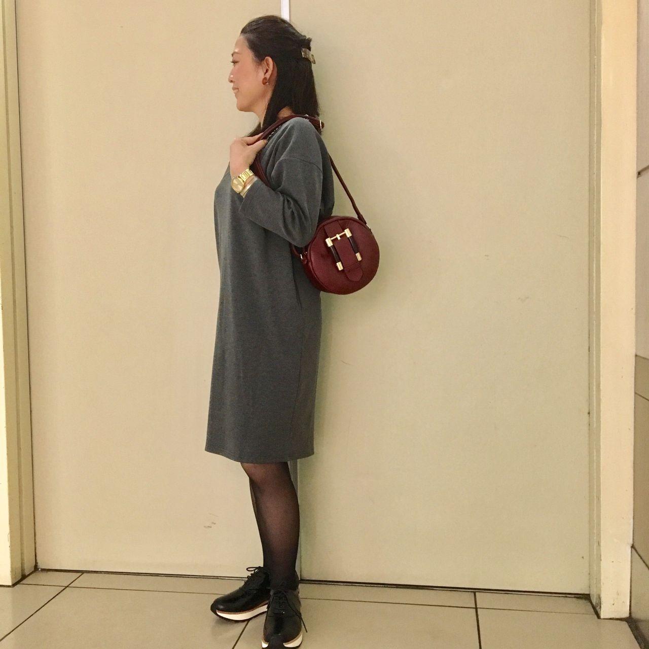 【ecute大宮店】新作☆大きなバックルバッグ