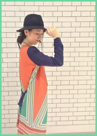 新作柄カーディガン☆これを着て都会的な...