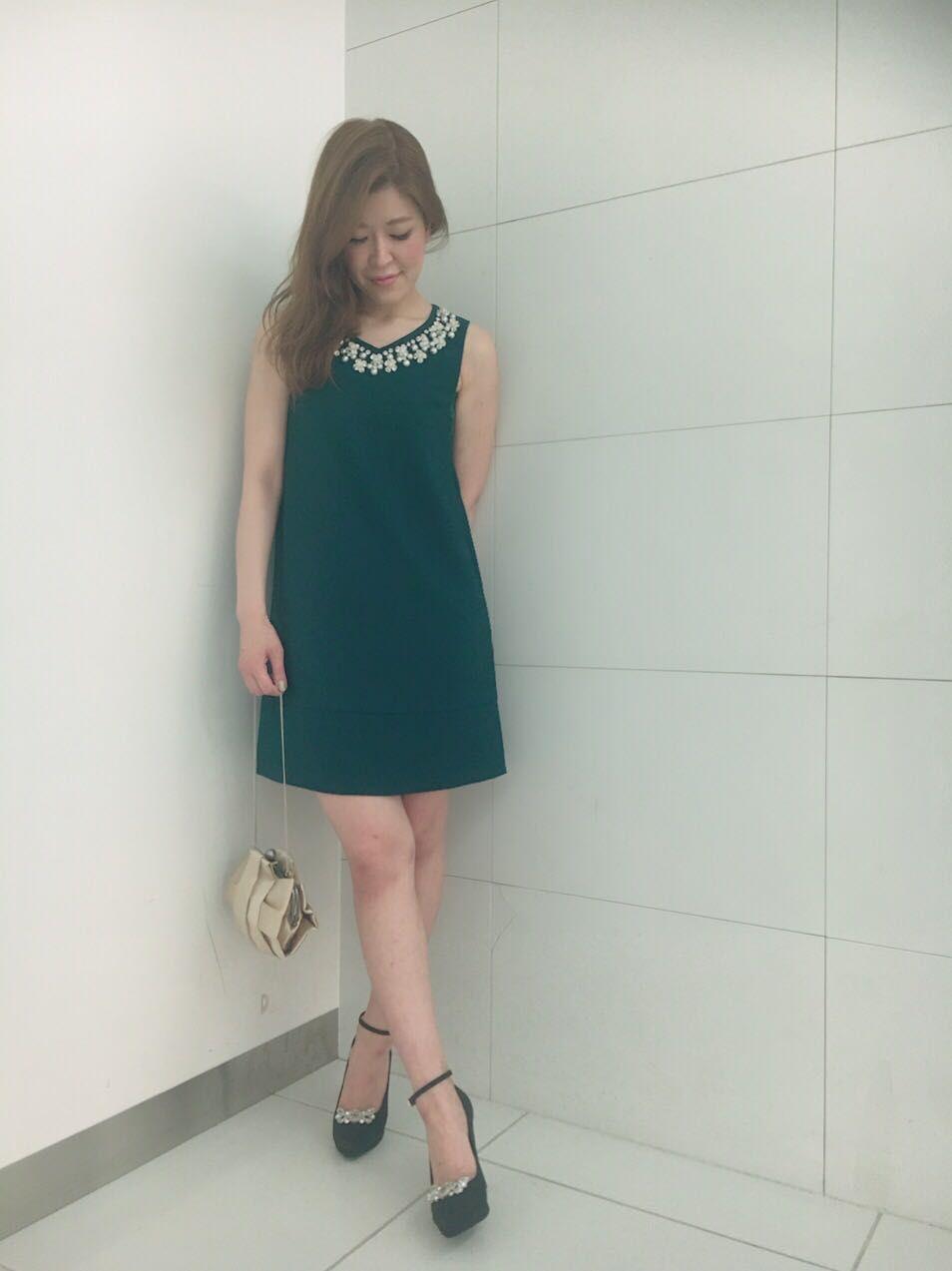 7da43f8968ef1 new♡ハートカラーノースリーパーティー...