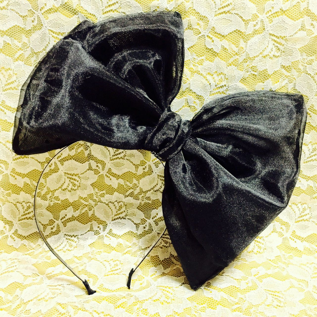 b00607150c04e ♡大きいリボンの作り方♡ハロウィンイベントや衣装のアクセサリー作りに ...