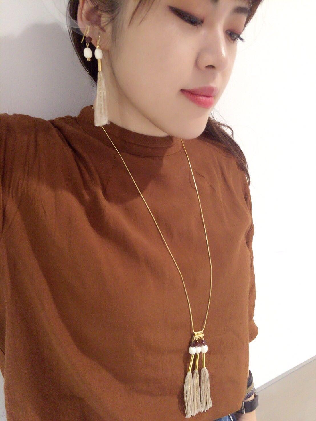【京都CUBE店】フリンジアクセサリー♡♡
