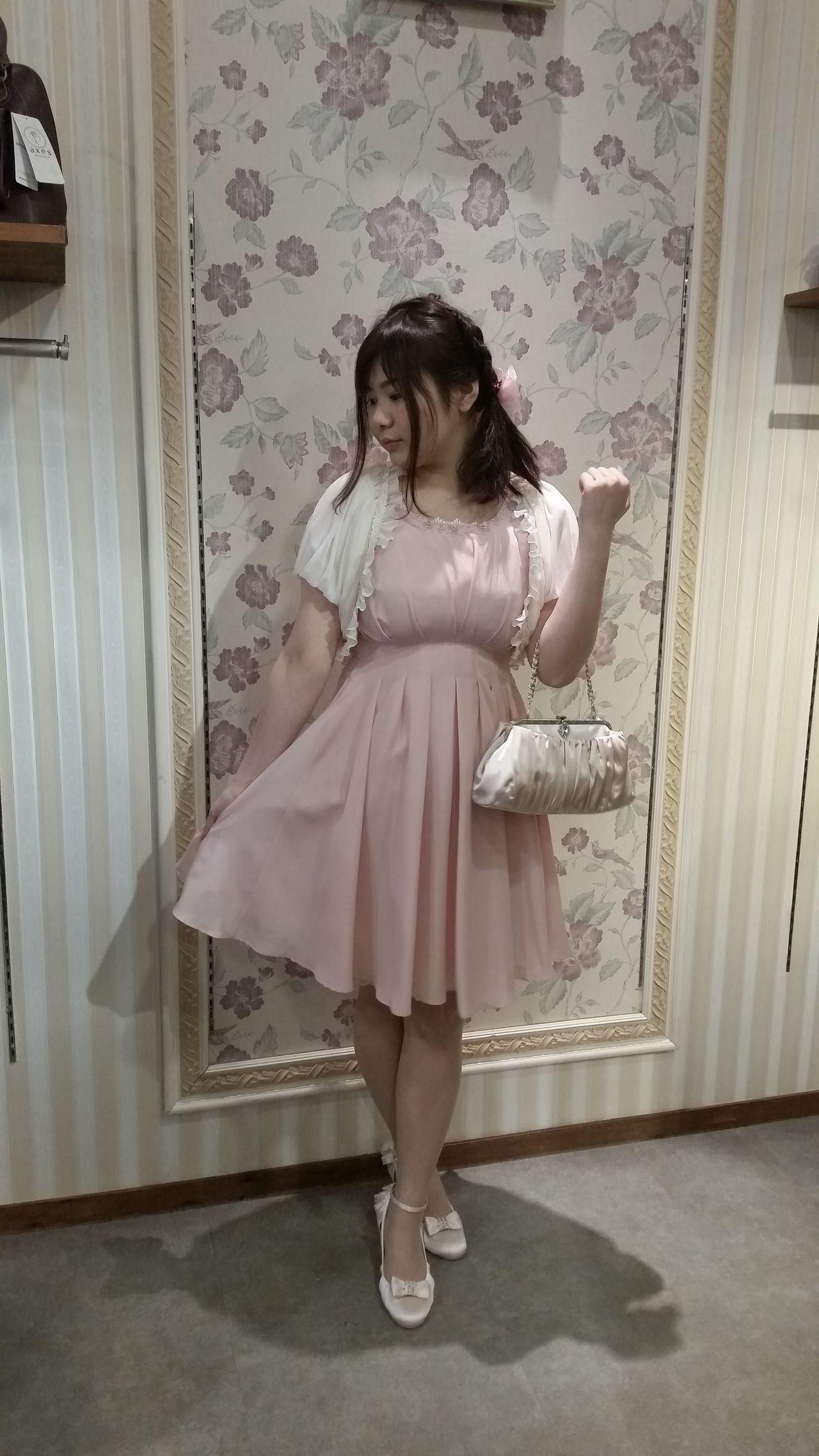 結婚式服装コーデ
